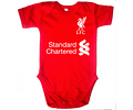 Ropa Para Bebe Body Bodie Futbol Liverpool Baby Monster