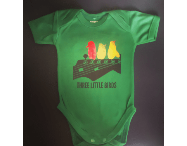 Ropa Bebe Body Bodie Three little birds Baby Mosnter