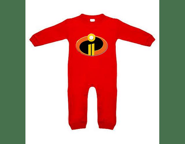 Ropa para bebe pijama Increibles baby monster