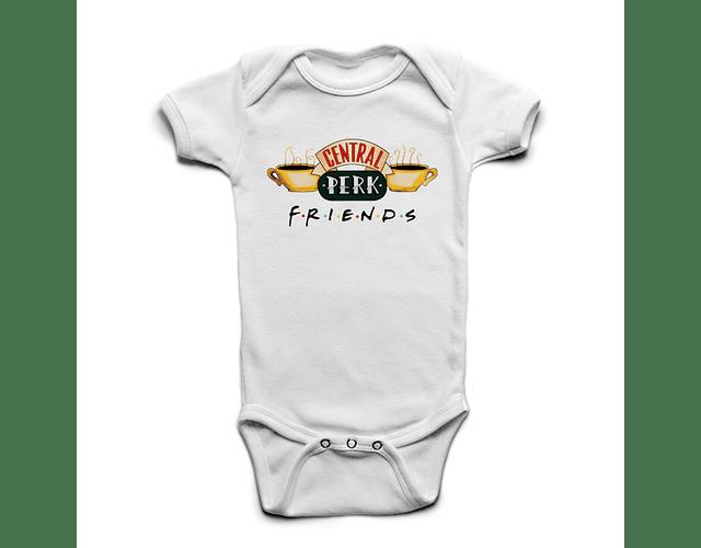 Ropa Bebe Body Bodie Friends Central Perk Baby Monster