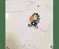 Body para bebe Monster Conde Patula