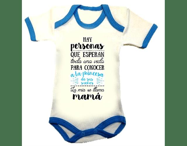 Ropa Para Bebe Body Bodi pantalón Mamá Princesa
