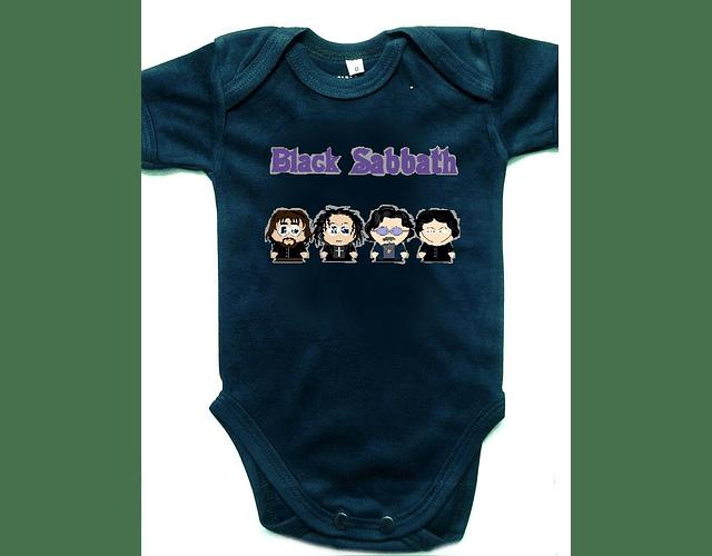 Ropa Para Bebé Body-Bodie Black Sabbath South Park Baby Monster