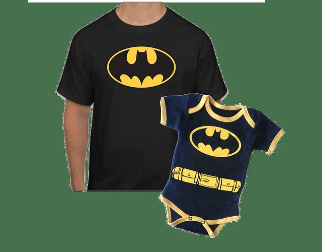 body kit bebe y Papá Batman Baby monster
