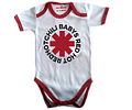 Ropa Bebe Body Bodie rock red hot chilli babys Baby Monster