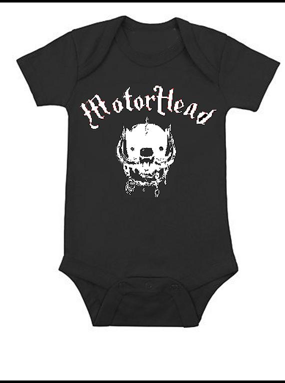 ropa para bebe body bodie motorhead