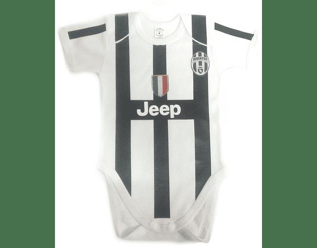 Ropa Para Bebe Body-Bodie Fútbol JUVENTUS Baby Monster