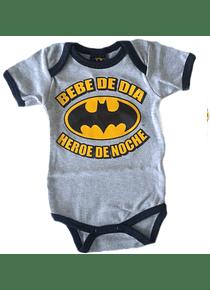 Body para bebe Batman Bebe de día