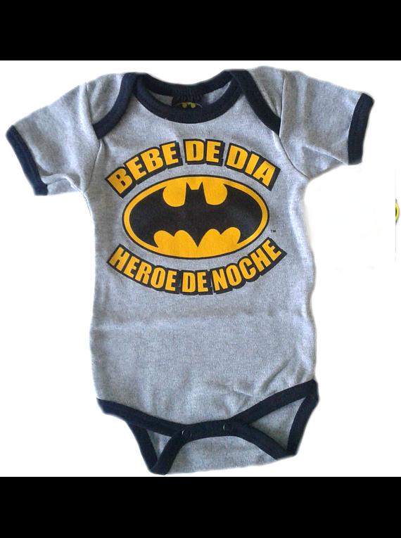 Ropa para bebe Bodi Batman Bebe de día