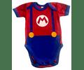Ropa Para Bebe Body Bodie Mario Bross Baby Monster