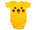 Ropa Bebe Body Bodie pikachu Baby Monster