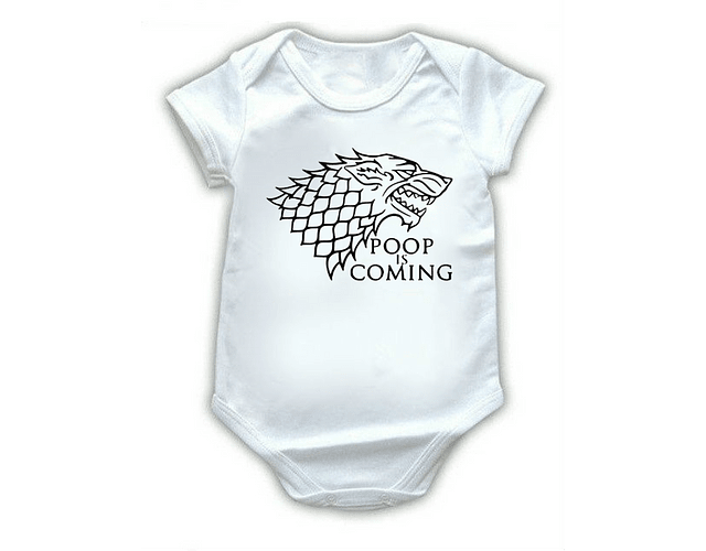 Body Bodie Ropa Para Bebes Game Of Thrones Baby Monster