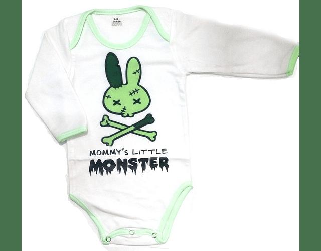 Body manga larga Mommys little baby monster