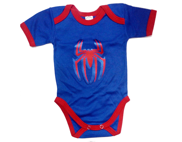 Body Bodie Ropa Para Bebes Spiderman Baby Monster