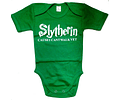 Body Bodie Ropa Para Bebes Slytherin Harry Potter Baby Monster