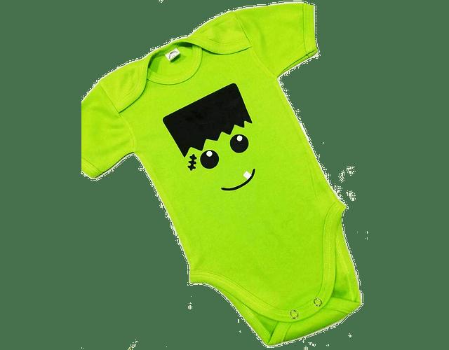 Ropa Bebe Body Bodie Monstruos Franki Baby Monster