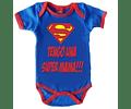 Ropa Bebe Body Bodie Super Mamá Baby Monster
