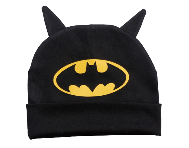 Ropa Bebe gorro comics batman Baby Monster