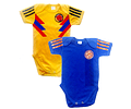 Set Ropa Para Bebe Bodys Colombia Baby Monster