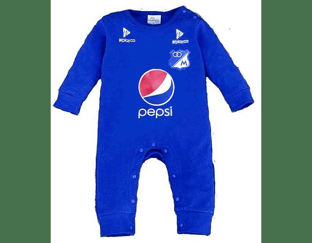 Ropa para bebe pijama millonarios baby monster