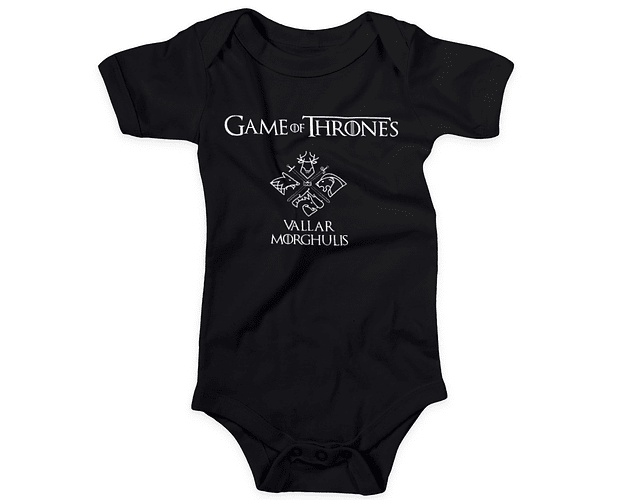 Body Bodie Ropa Para Bebes Game Of Thrones Logo Baby Monster