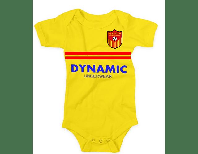 Ropa Para Bebe Body Bodie Bogota Futbol club Baby Monster