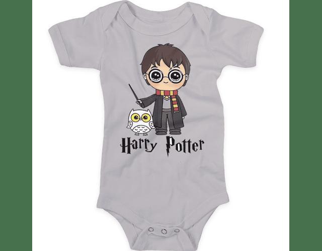 Ropa Bebe Body Bodie pequeño mago Harry Baby Monster