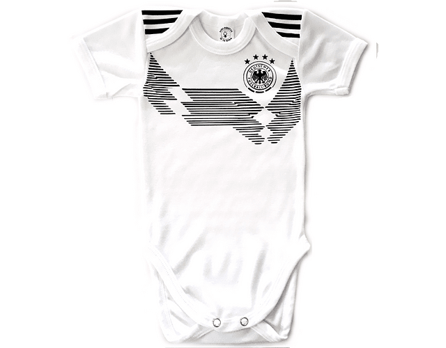 Body para bebe selección Alemania 2018