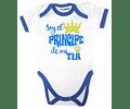 Ropa Bebe Body Bodie Príncipe De Mi Tía Baby Monster