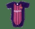 Ropa Para Bebe Body Bodie Futbol Barcelona F.C Baby Monster