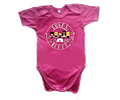 Ropa Para Bebe Body-Bodie Rock Guns And Roses Baby Monster