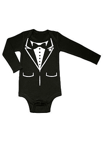 Ropa Para Bebe Body Bodie Smoking manga larga Baby Monster
