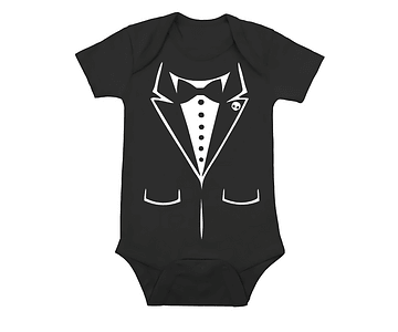 Ropa Para Bebe Body Bodie Smoking Divertido Baby Monster