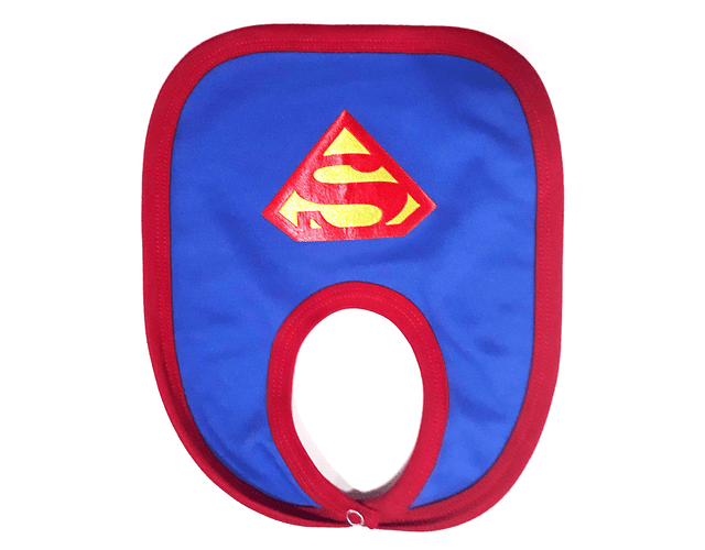 Ropa Para Bebe Baberos superman Baby Monster