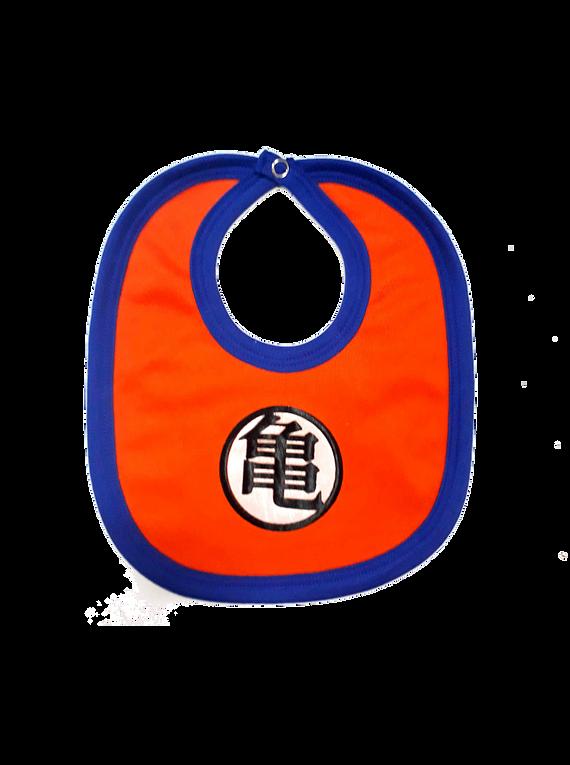 Ropa Para Bebe Baberos Goku Baby Monster