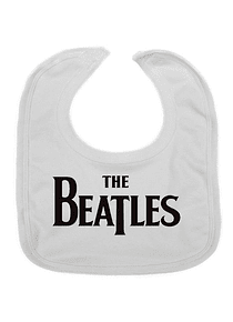 Ropa Para Bebe Baberos The beatles  Baby Monster