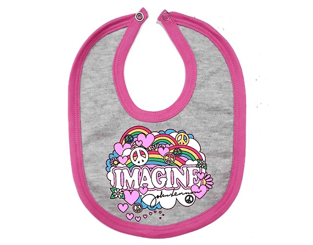 Ropa Para Bebe Baberos  Imagine The beatles  Baby Monster