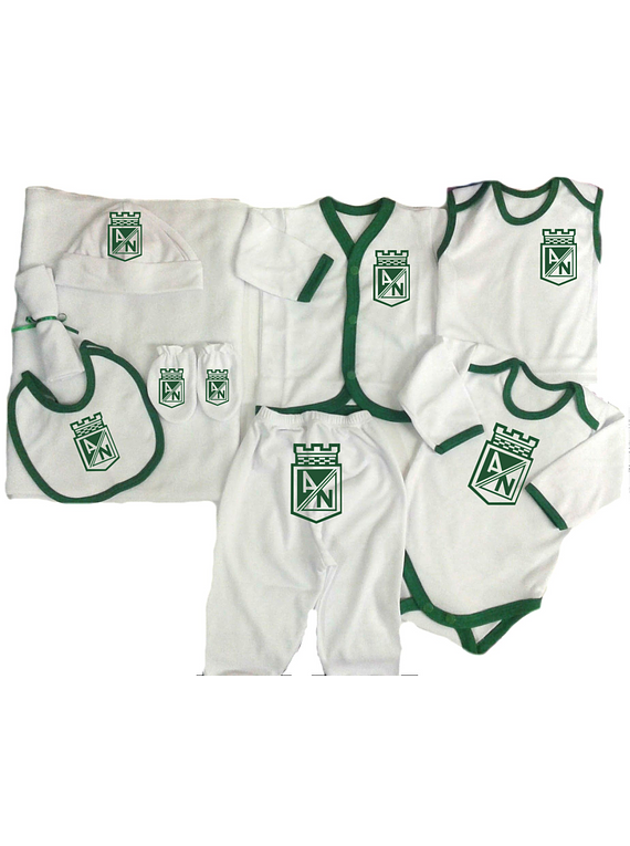 Set Primera Muda Futbol Nacional Ropa Para Bebe Baby Monster