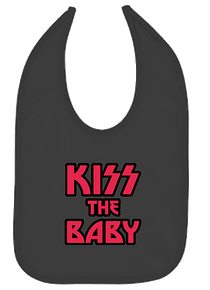 4aacc46bd Ropa Para Bebe Baberos kiss the baby Baby Monster