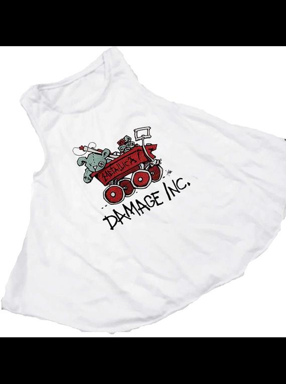 vestidos ropa para bebe Damage inc. Metallica - Baby monster