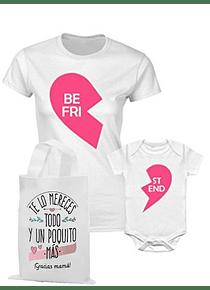 body kit bebe y Mamá best friends