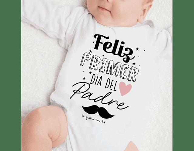Ropa Para Bebe Body Bodie feliz primer día del padre Baby Monster