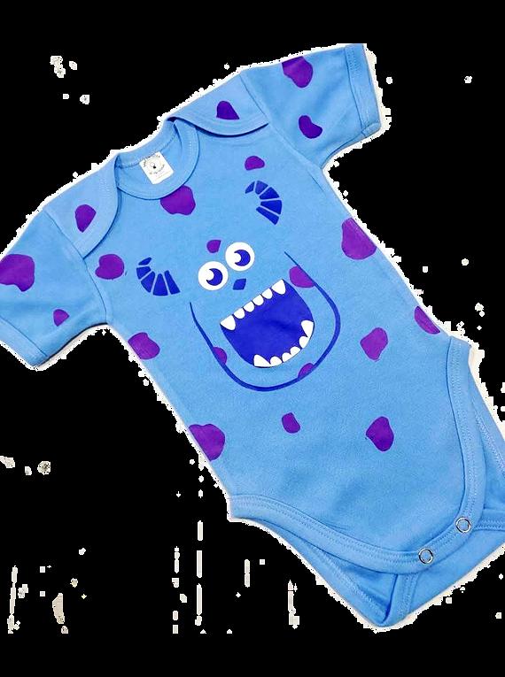 Body para bebe Monster Inc. sullivan