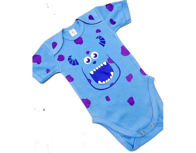 Body para bebe Monster Inc. sullivan