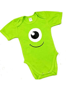 Body para bebe Monster Inc. Mike Wazowski