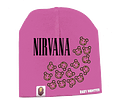 Ropa Bebe gorro rock Nirvana Baby Monster