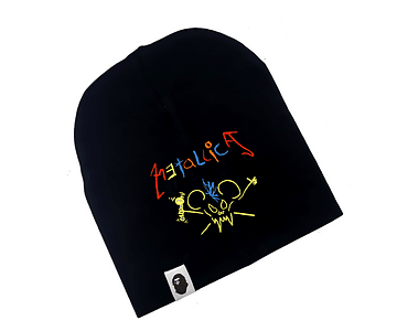 Ropa Bebe gorro rock metallica crayola Baby Monster