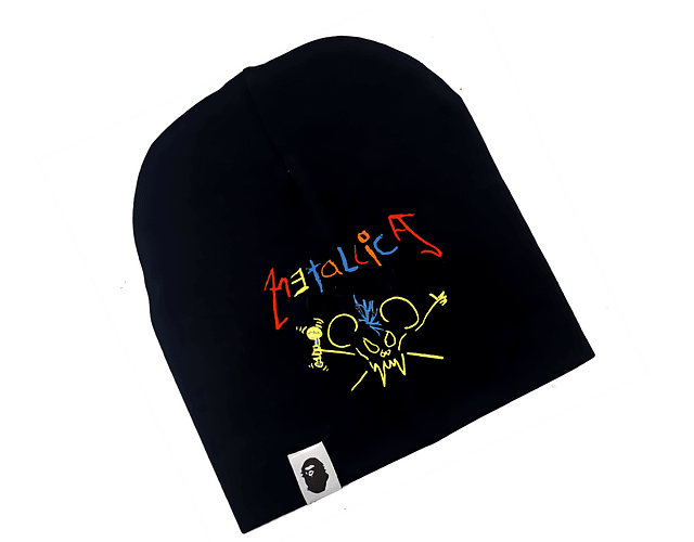 Ropa Bebe gorro rock metallica crayola Baby Monster