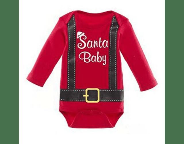 bodi ropa para bebe navidad santa baby