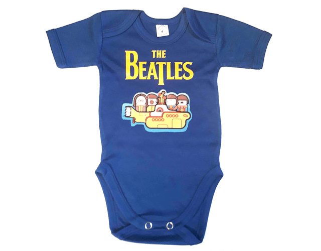 Ropa Bebe Body Bodie rock The beatles Baby Monster